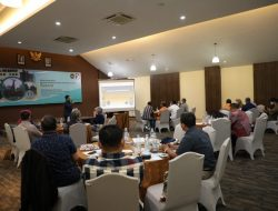Melalui Sharing Session, BP Batam Paparkan Pengembangan Infrastruktur pada Berbagai Sektor di Pulau Batam